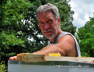 Jeff Maddox - The Bee Remover